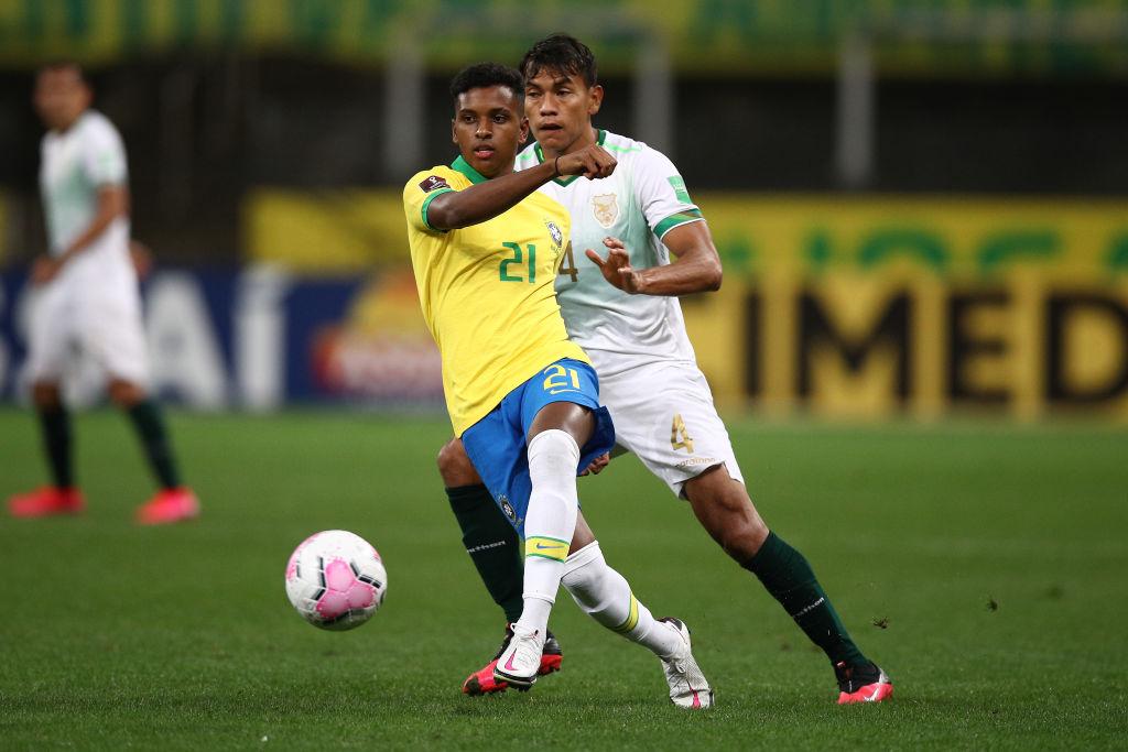 Rodrygo Goes, Brazil