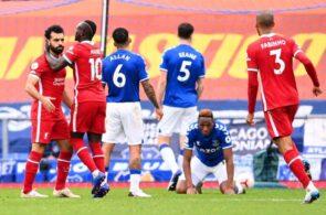 Everton 2-2 Liverpool - Premier League Player Ratings