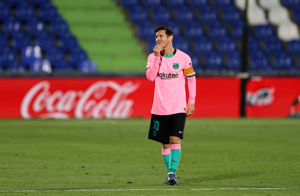 Getafe 1-0 FC Barcelona – La Liga Player Ratings