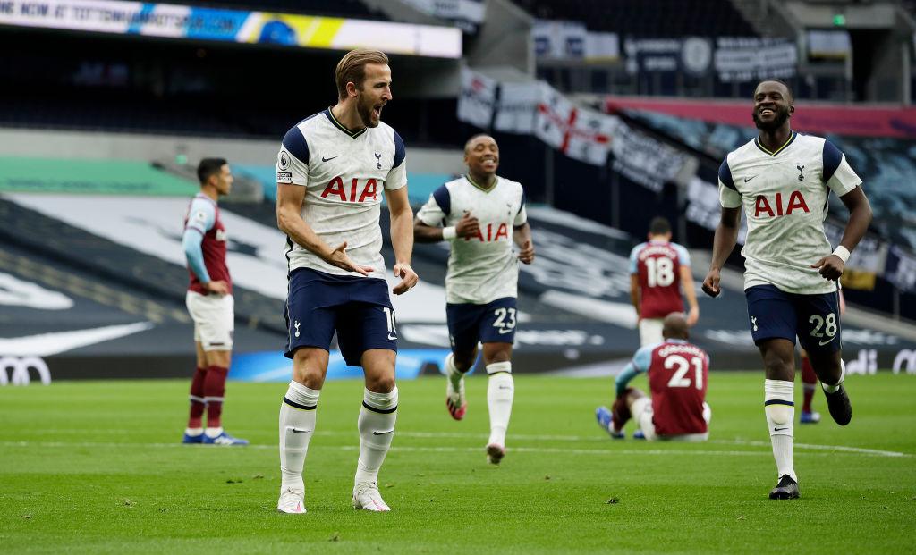 Tottenham vs West Ham - Premier League
