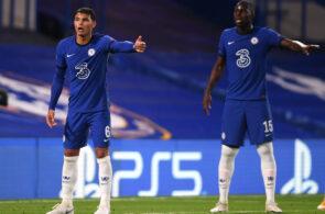 Frank Lampard, Thiago Silva