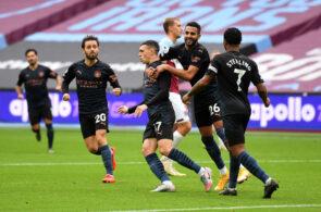 West Ham 1-1 Manchester City - Premier League Player Ratings