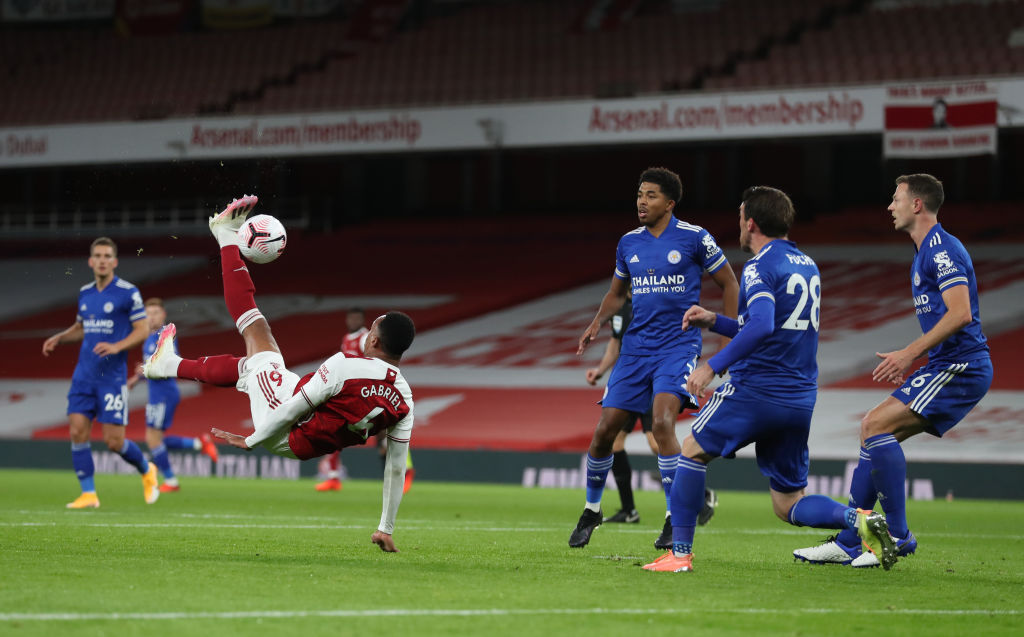 Arsenal Vs Leicester City Premier League Player Ratings