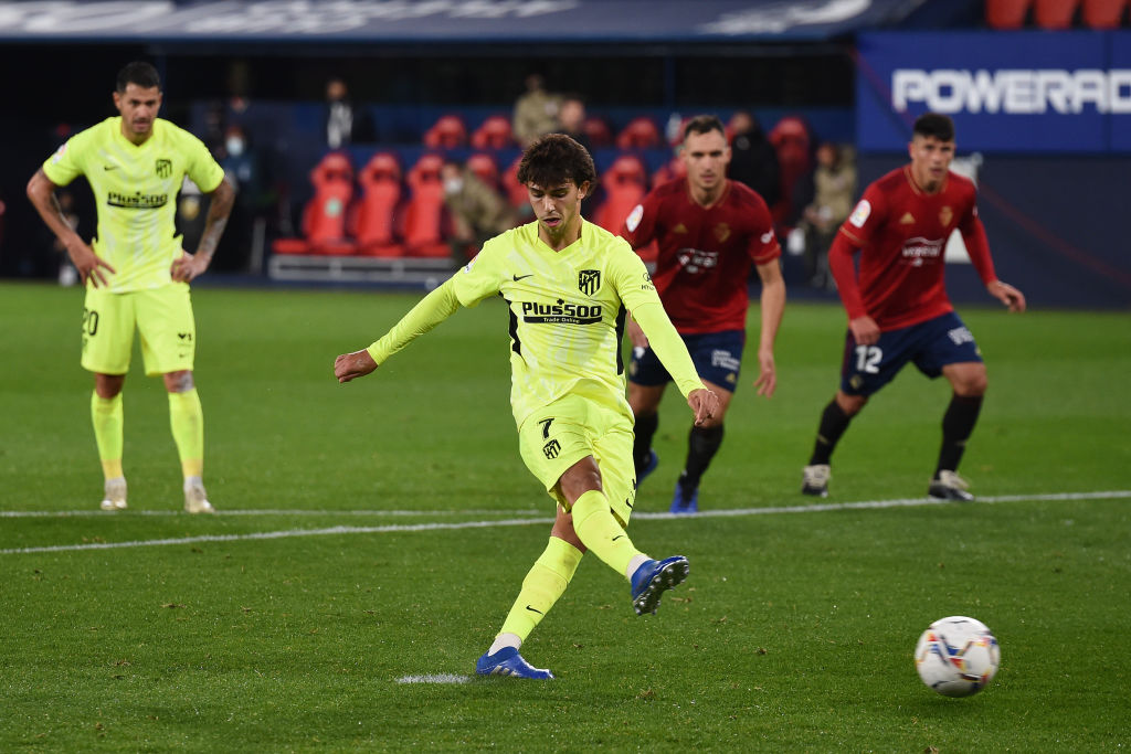 Video Joao Felix Completes The Perfect Week For Atletico Madrid