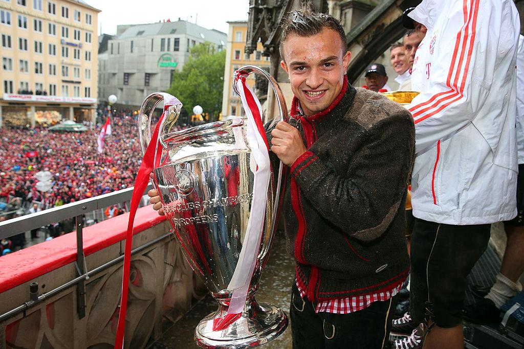 Happy birthday to Xherdan Shaqiri! Liverpool star turns 29 today