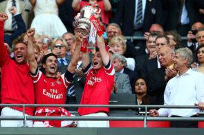 Arsene Wenger, Mikel Arteta, Arsenal