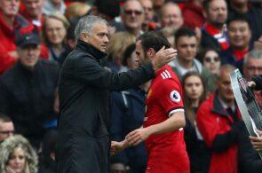 Juan Mata, Jose Mourinho, Manchester United