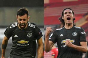 Edinson Cavani & Bruno Fernandes - Manchester United