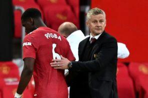 Paul Pogba & Ole Gunnar Solskjaer - Manchester United