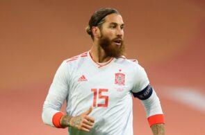 Sergio Ramos - Spain