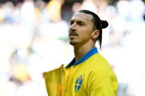 Zlatan Ibrahimovic - Sweden
