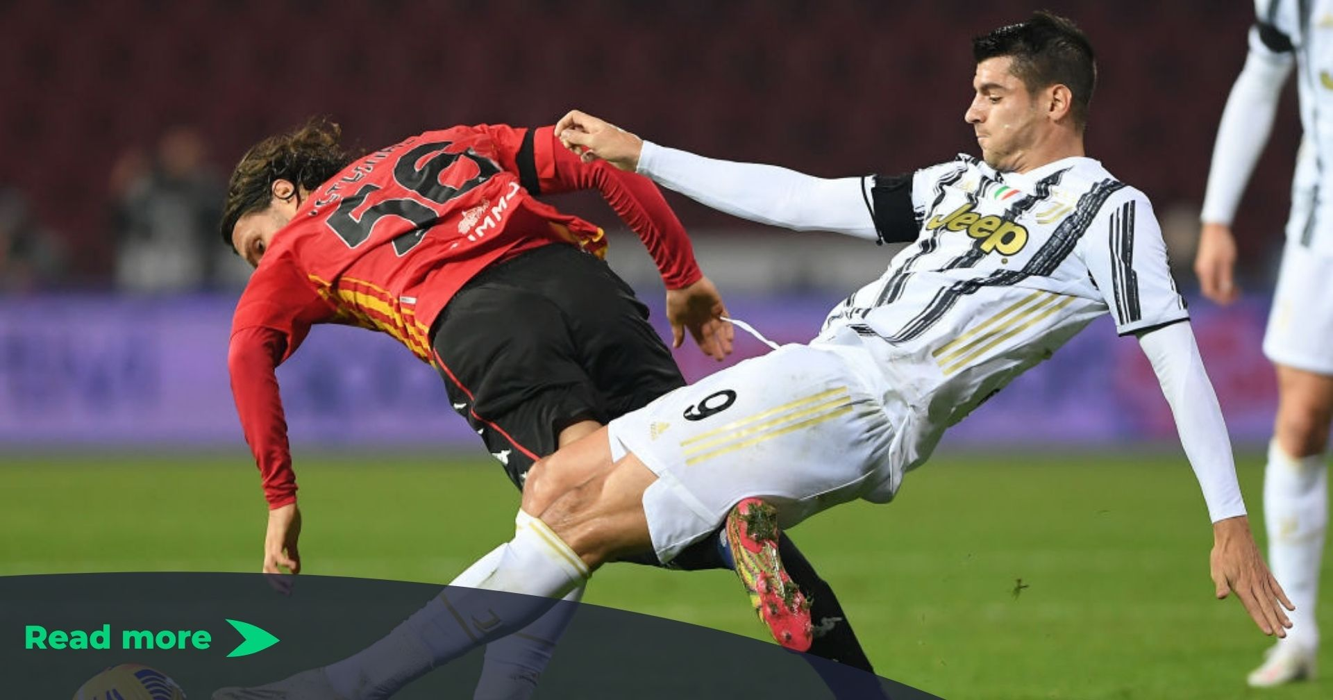 Benevento 1-1 Juventus - Serie A Player Ratings