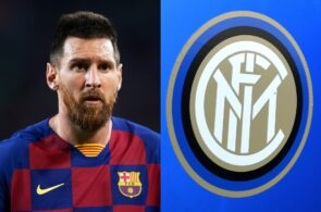 Lionel Messi, Inter Milan