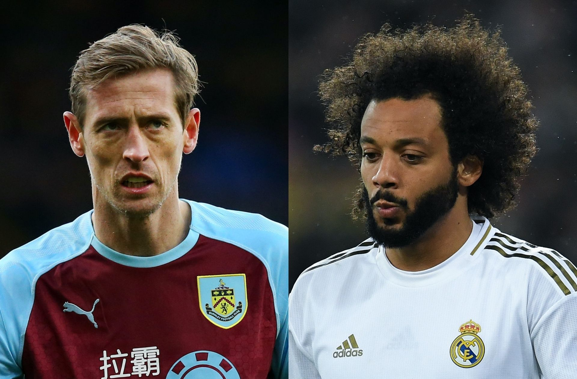 Peter Crouch, Marcelo