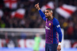 Kevin-Prince Boateng on Lionel Messi