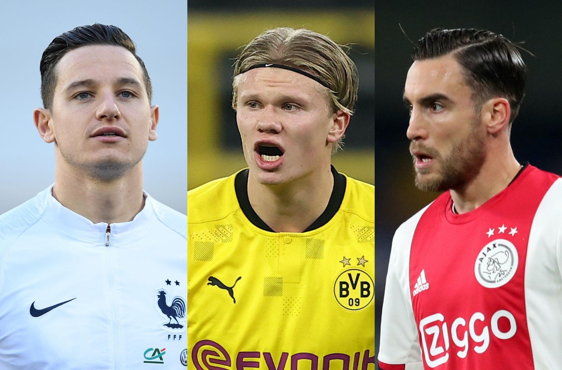 Saturday's transfer rumors - Barcelona plotting a move for Haaland