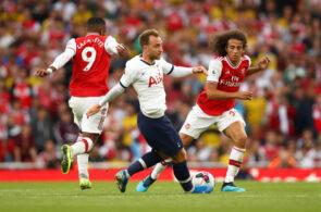Christian Eriksen, Tottenham, Arsenal