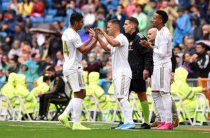 Real Madrid, Casemiro, Eden Hazard