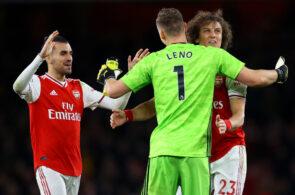 Ceballos, Luiz, Arsenal