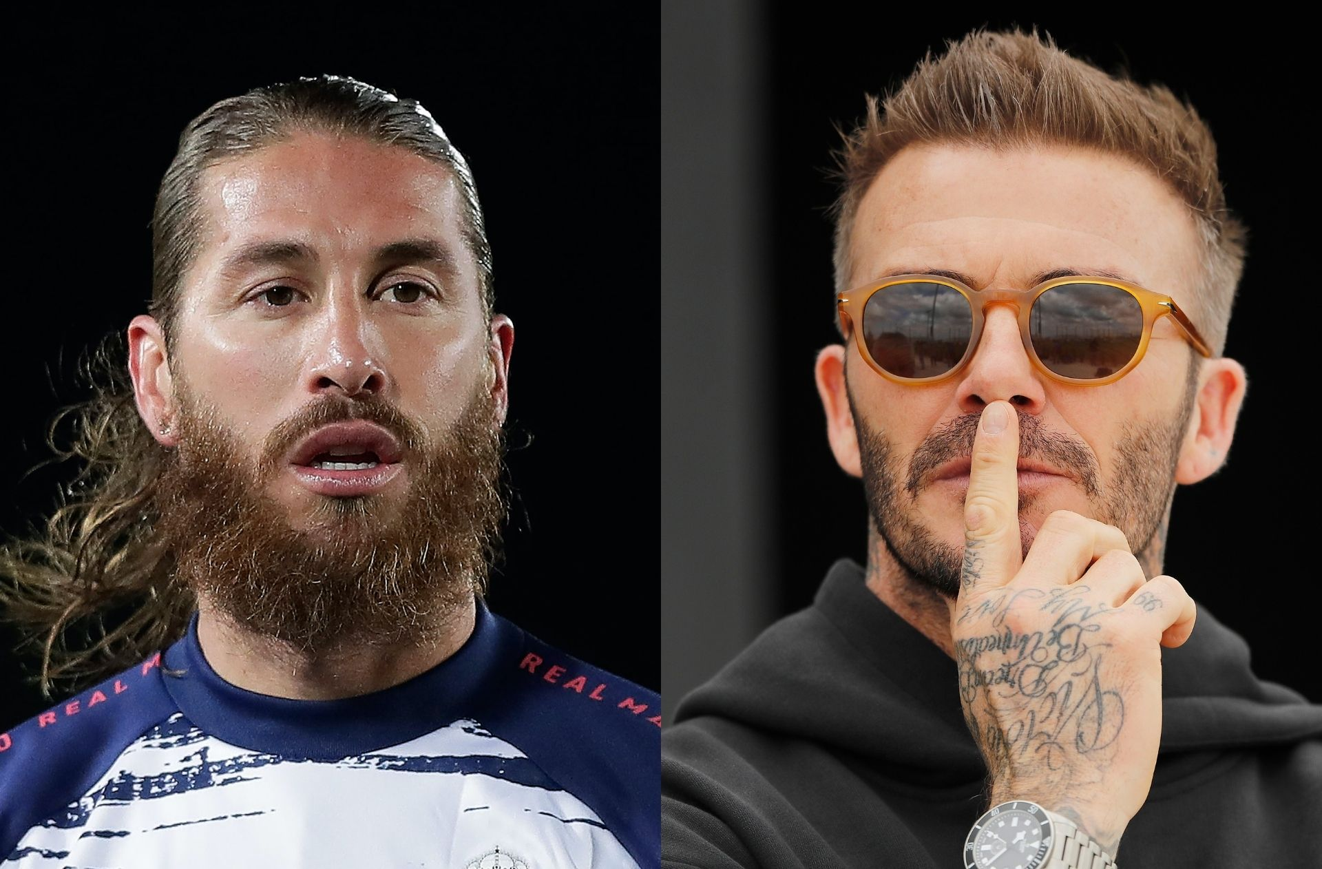 Sunday's transfer rumors - Beckham plots a shock move for Ramos