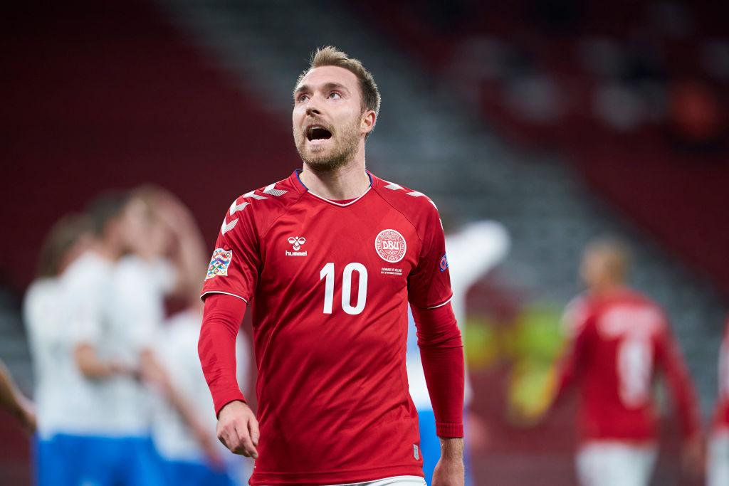 Arsenal on Christian Eriksen