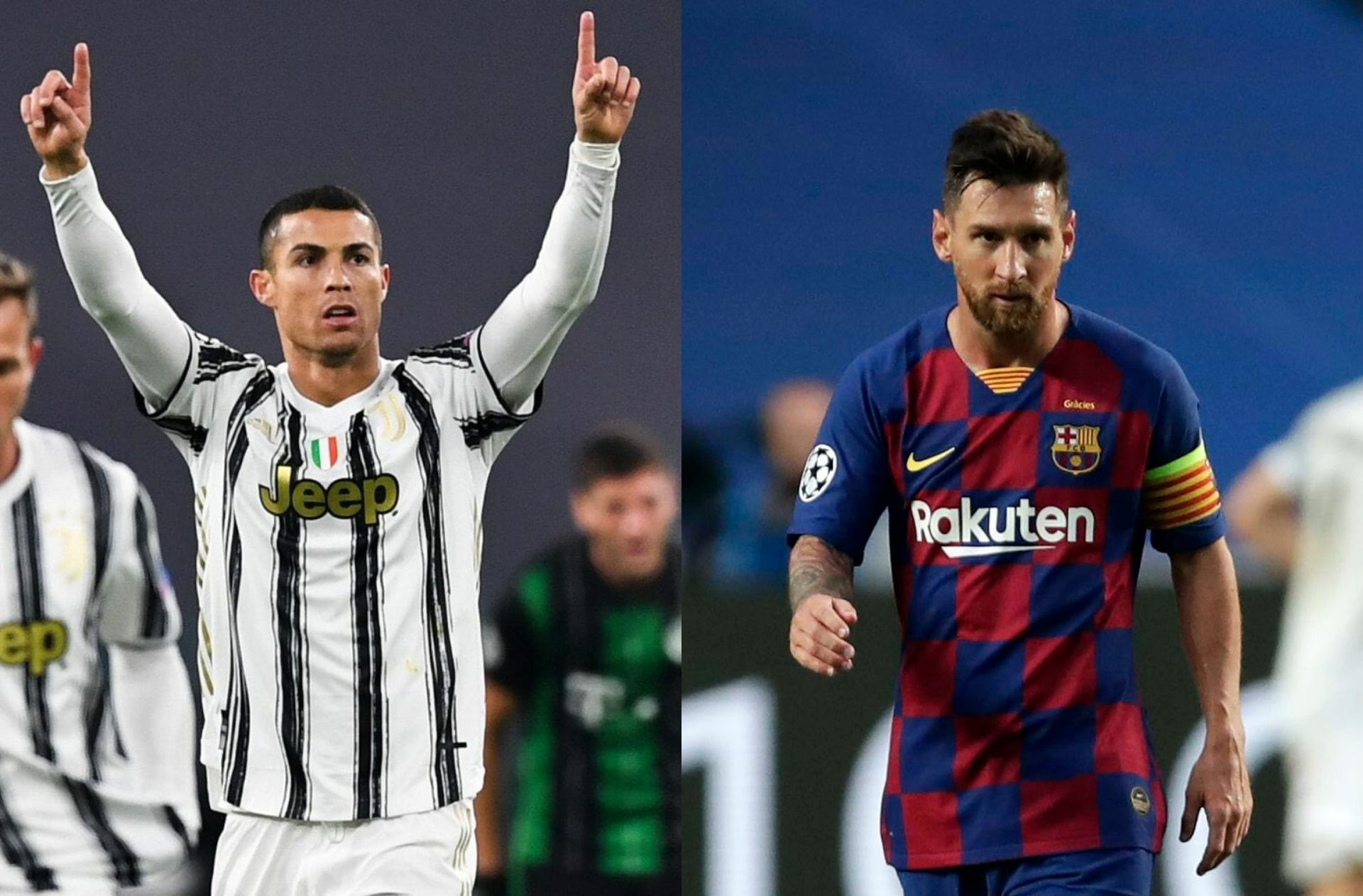 Cristiano Ronaldo, Lionel Messi, Globe Soccer, Player of the Century