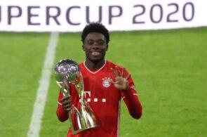 Happy birthday to Alphonso Davies! Bayern Munich star turns 20 today