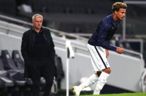 Alli, Mourinho