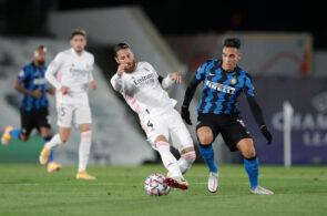 Inter Milan, Real Madrid