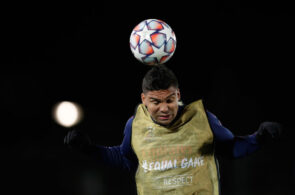 Casemiro on Champions League