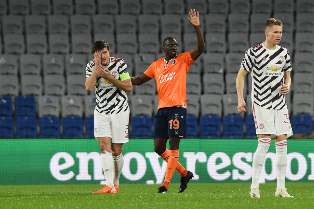 Istanbul 2 1 Man United Champions League Player Ratings