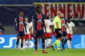 Paris Saint-Germain vs RB Leipzig - Champions League