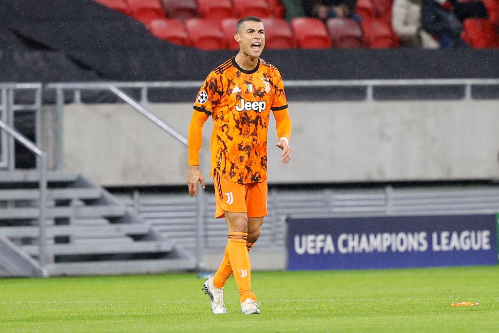 Ferencvaros 1 4 Juventus Champions League Player Ratings
