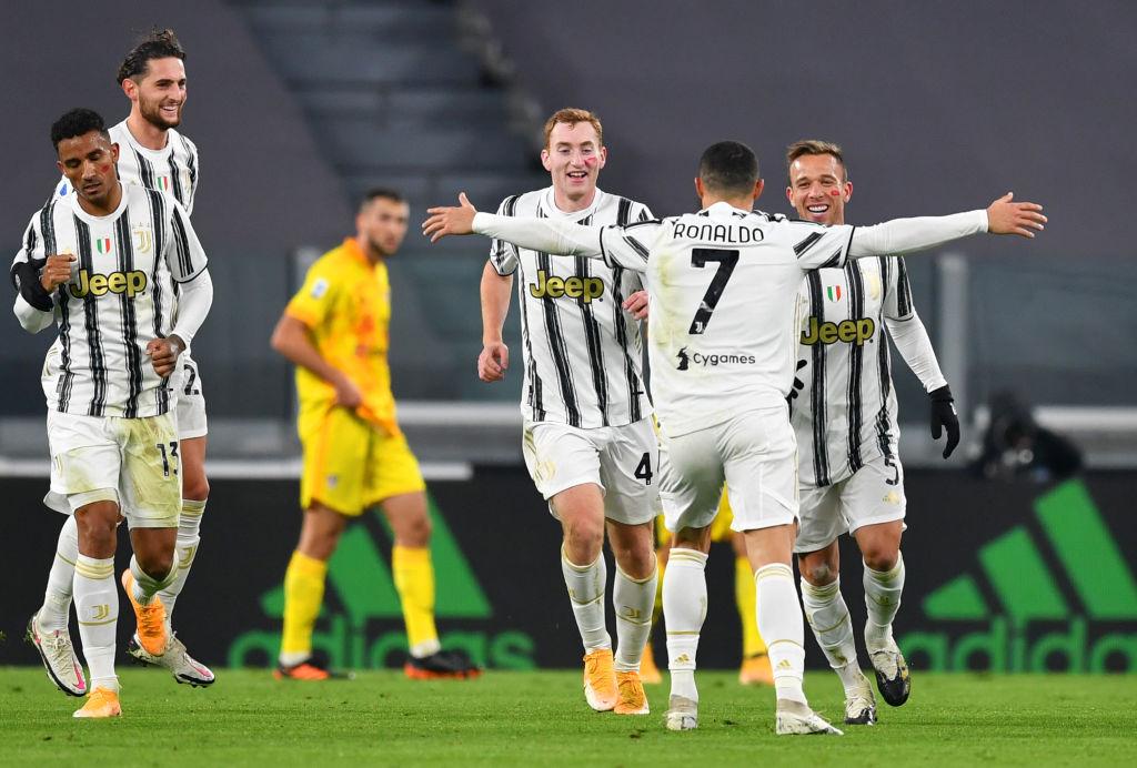 Juventus 2 0 Cagliari Serie A Player Ratings