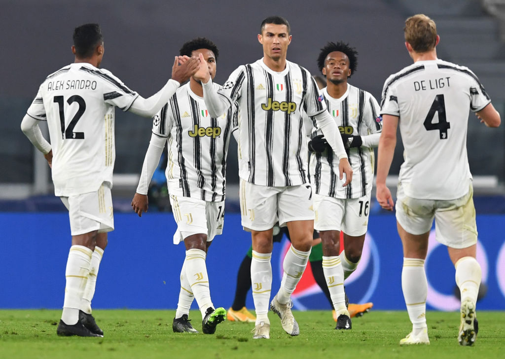 Juventus 2 1 Ferencvaros Champions League Player Ratings