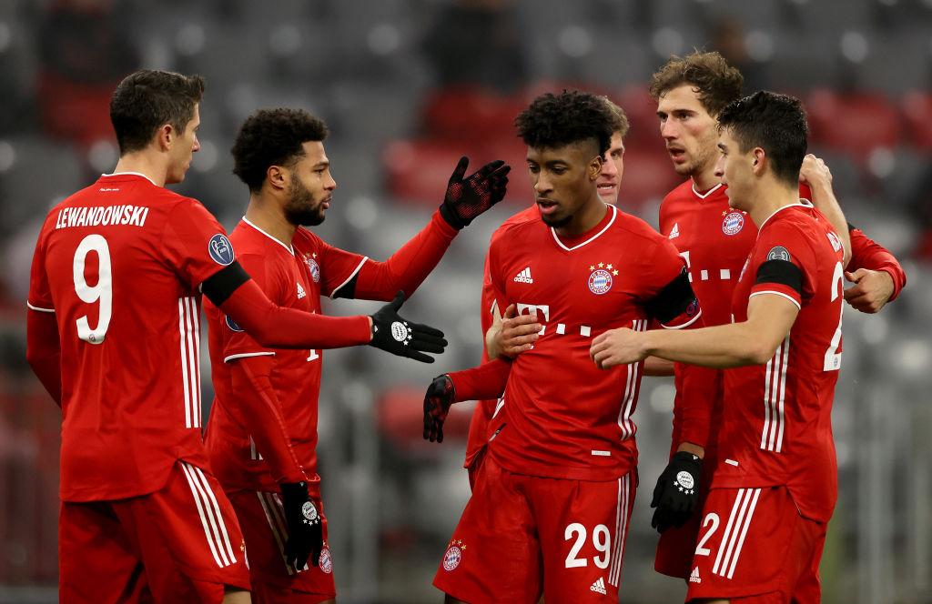 Stuttgart Bayern