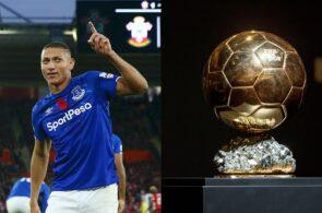 Richarlison, Everton, Ballon d'Or