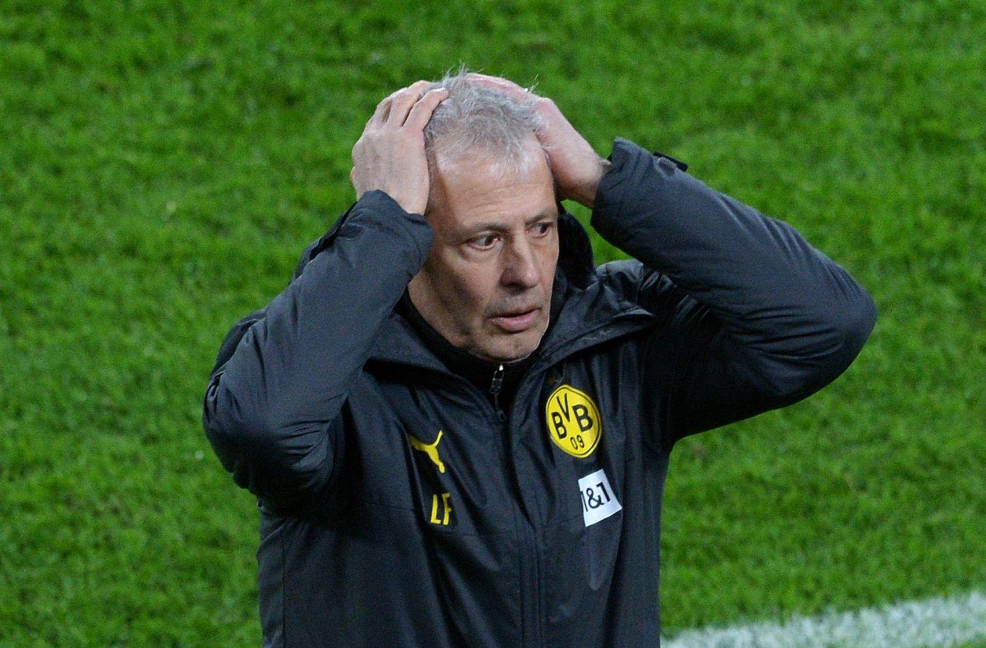 Lucien Favre - Borussia Dortmund