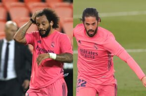 Marcelo, Isco - Real Madrid