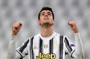Alvaro Morata - Juventus