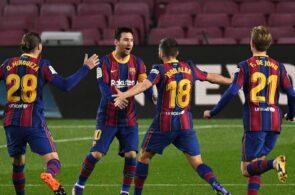 FC Barcelona vs Real Sociedad - La Liga
