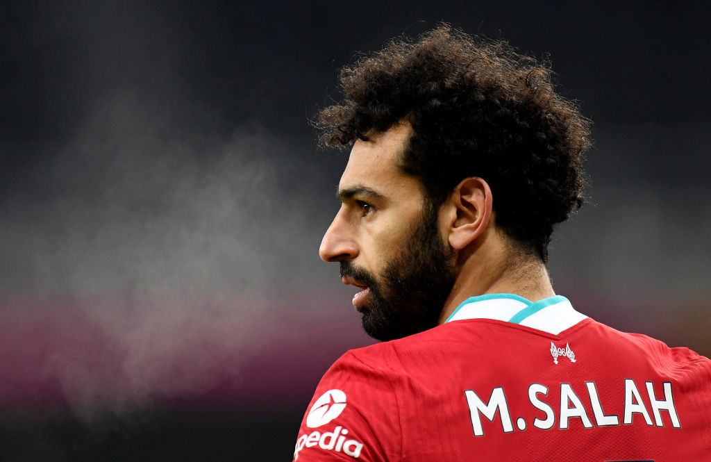 Mohamed Salah - Liverpool