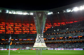 Europa League last-32: Who will Arsenal, AC Milan, United & Spurs face?