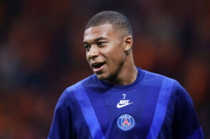 Kylian Mbapppe - Paris Saint-Germain