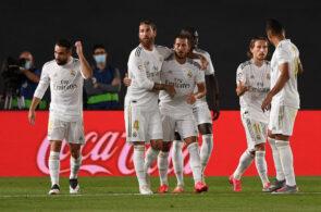 Ramos, Madrid