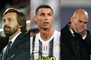 Andrea Pirlo, Cristiano Ronaldo, Zinedine Zidane, UEFA