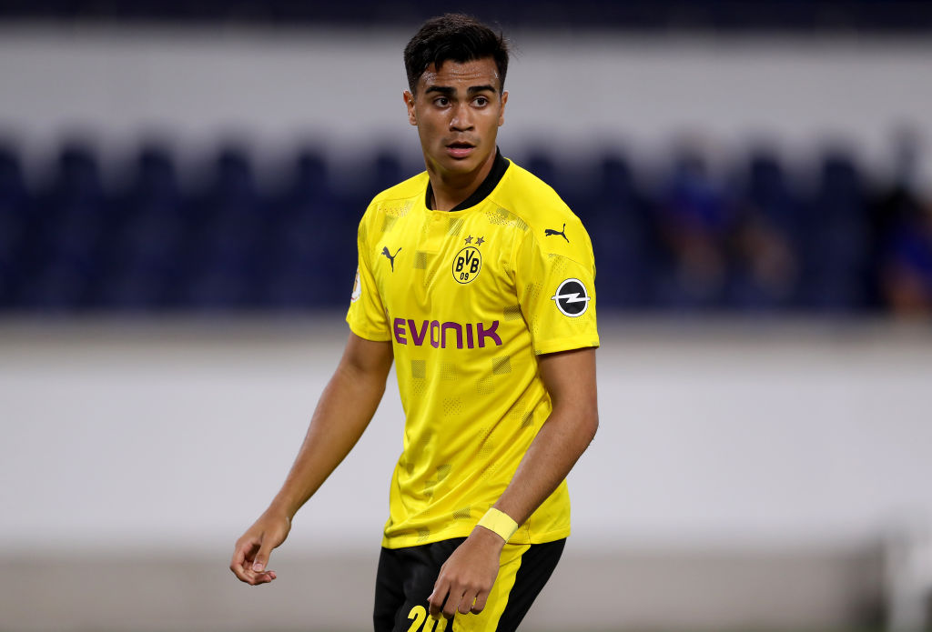 Reinier, Borussia Dortmund - DFB Cup: First Round