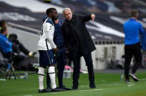 Tanguy Ndombele, Jose Mourinho, Tottenham