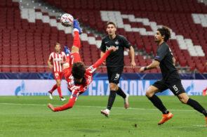 Joao Felix, Atletico de Madrid, UEFA Champions League