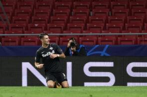 Atletico Madrid v RB Salzburg: Group A - UEFA Champions League